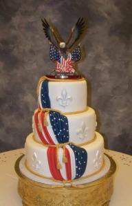 Sample Eagle COH Cake 3
